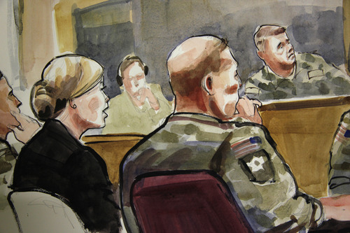 Soldier to plead guilty to Afghan massacre - The Salt Lake ...