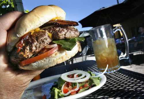 Cannon Utah Abounds With Beloved Burgers The Salt Lake Tribune