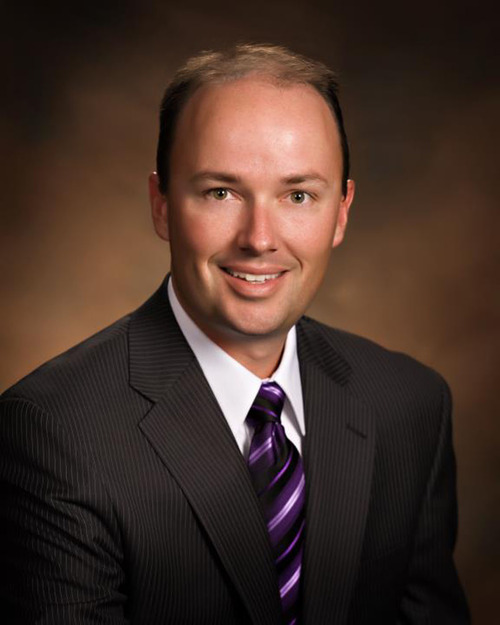 Rep. Spencer Cox, R-Fairview.
