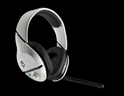 | Skullcandy The Skullcandy PLYR 1 Wireless Gaming Headset made by Park City-based Skullcandy.
