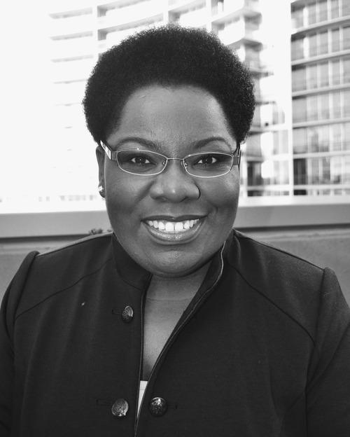 Courtesy | Rachel Burnette Photography Paulette Payne, a Mormon talk-show host in Atlanta