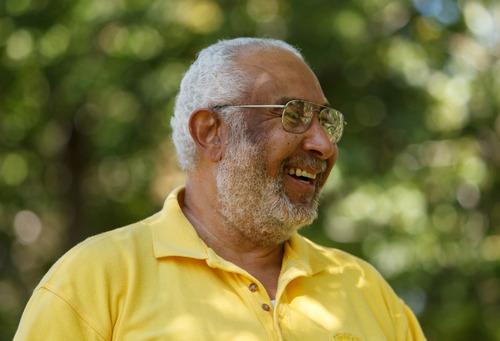 Trent Nelson  |  The Salt Lake Tribune Darius Gray, former president of the Genesis Group, a support group for black Mormons, Wednesday, June 5, 2013, in Midvale.