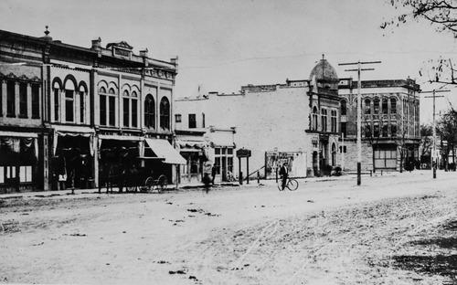 Tribune Archives Springville, Utah, 1905