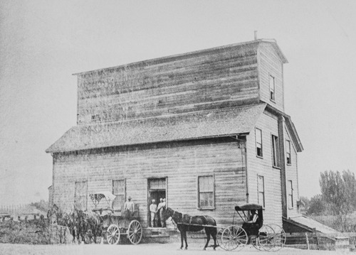 Tribune Archives Taylorsville, Utah.
