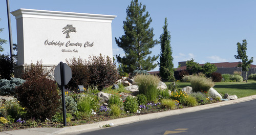 "Al Hartmann  |  The Salt Lake Tribune Oakridge Country Club in Farmington fought hard against one of the proposed routes of the West Davis Corridor freeway, asserting among other things that its 381 club members should be considered ""displaced persons"" if the road took out part of one golf hole."