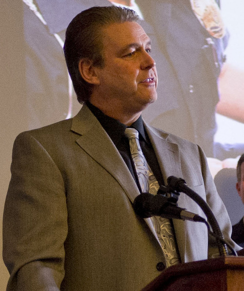 Trent Nelson     The Salt Lake Tribune Utah Chief Deputy Attorney General Kirk Torgensen