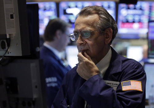 (AP Photo/Richard Drew) The breadth of the anxiety is evident across bond markets. Investors did not just sell the longer-dated government bonds, they also sold shorter maturities, pointing to predictions that interest rates probably will rise across the board.