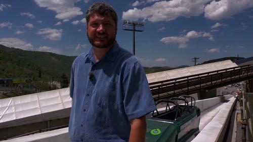 Bucket List, Utah Olympic Park with Brett Prettyman