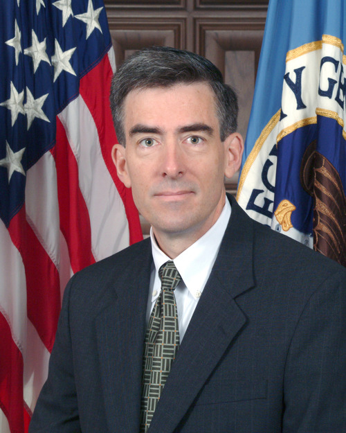 John Inglis, National Security Agency deputy director and the agency's top civilian.