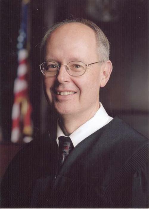 Magistrate David Nuffer. Courtesy image