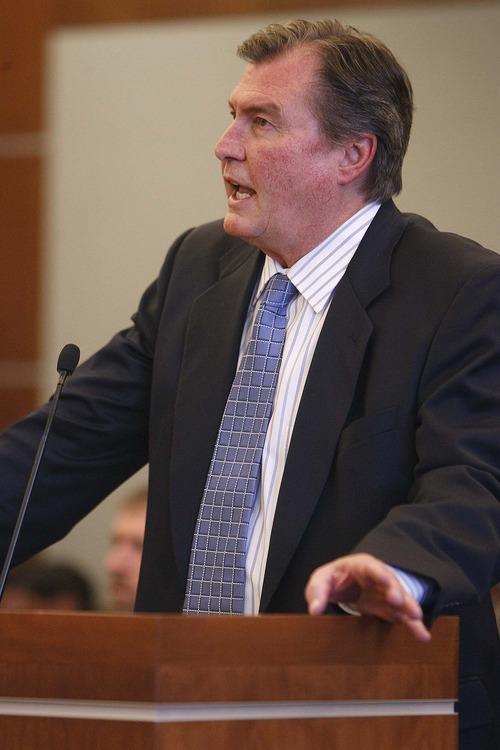 Trent Nelson  |  Tribune File Photo Craig Barlow.