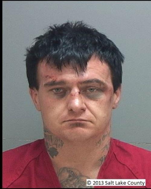 Brian Platt. (Salt Lake County Jail photo)