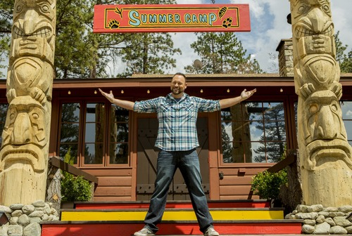 "Former ""American Idol"" contestant Matt Rogers is the host of ""Summer Camp."" Courtesy photo"