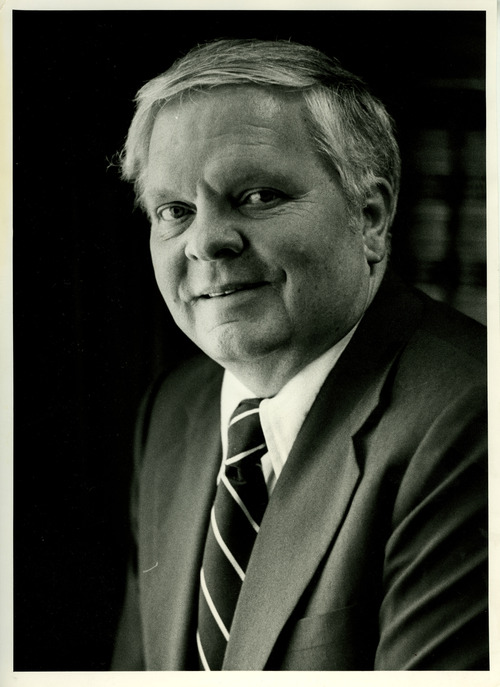 Vernon Romney. Tribune File Photo