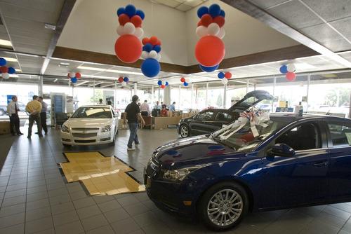 Ken Garff American Fork >> Ken Garff Buys Gene Harvey Chevrolet In American Fork The