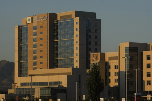 Chris Detrick  |  Tribune file photo The Intermountain Medical Center in Murray is among eight Utah hospitals listed in the U.S. News & World Report Best Hospital Rankings report released Tuesday, July 16, 2013.