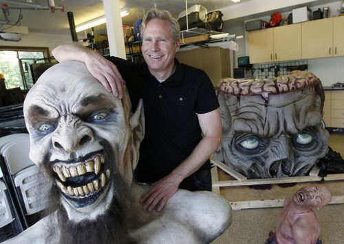 Al Hartmann  |  The Salt Lake Tribune There's no telling what Dan Farr digs up in his garage.  Salt Lake City is getting its own Comic Con. The founder, Dan Farr, has been able to contract with geek heroes like William Shatner, Adam West, Richard Hatch, Lou Ferrigno, Tia Carrere, Ray Park and Kevin Sorbo for the September show at the South Towne Exposition Center. One third of tickets are already sold, and stars have expressed interest in tapping a Utah market that may have an unusually keen interest in geek culture.