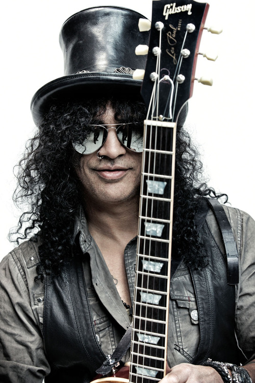 Former GN'R guitarist Slash will play Park City Live on July 24 with his backing band Myles Kennedy & The Conspirators.