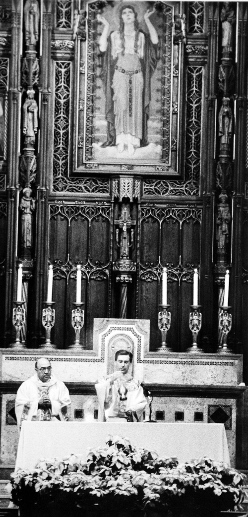 Salt Lake Tribune archive  Cathedral of the Madeline