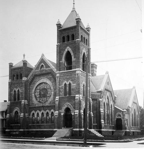 Salt Lake Tribune archive  First Presbyterian, Ogden, Utah