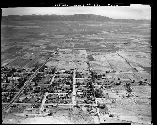Photo courtesy of James McDonald, Southern Utah University | An aerial image from an excavation at an ancient Fremont village site in Paragonah, now being preserved by the non-profit Archaeological Conservancy.