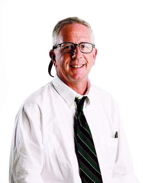 Francisco Kjolseth  |  The Salt Lake Tribune     Salt Lake City - Tim Fitzpatrick - Deputy Editor.