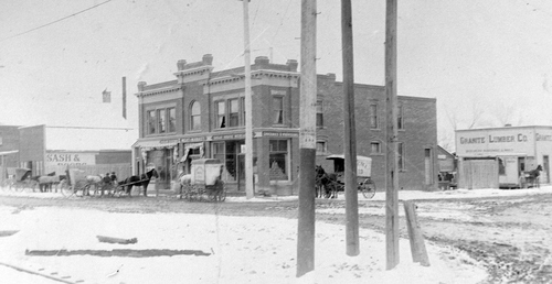 Salt Lake Tribune archive  Hotels and boarding houses