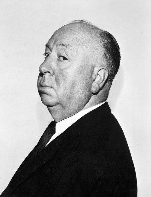 Salt Lake Tribune archive  Alfred Hitchcock