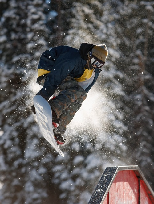 Trent Nelson  |  The Salt Lake Tribune Brighton, pictured, and Solitude ski resorts are offering a joint season pass this season, extending a trend of resorts giving passholders access to more than one area.