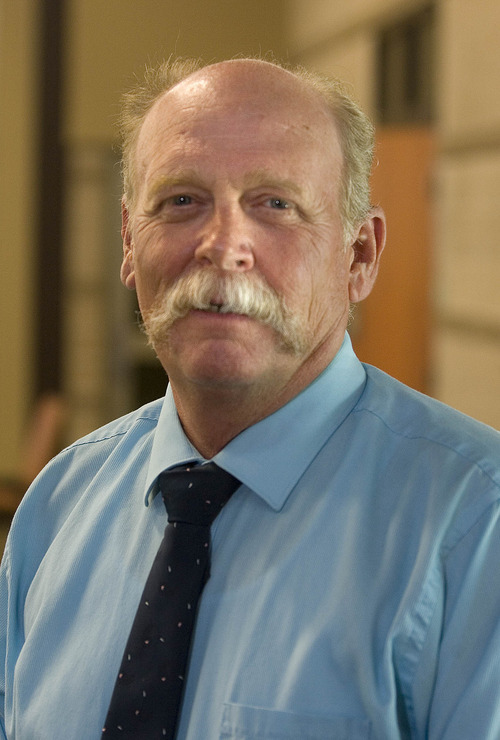 Paul Fraughton  |   Salt Lake Tribune  Candidate for West Valley City mayor, Jeffrey Mackay                          Monday, August 5, 2013