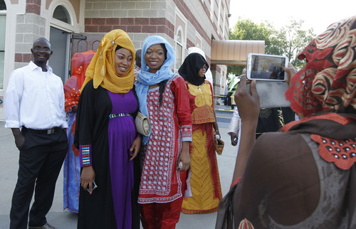 west valley city muslim Start studying history learn vocabulary,  compared with river valley cultures in egypt and  the slave trade from west africa to the muslim world preferred.