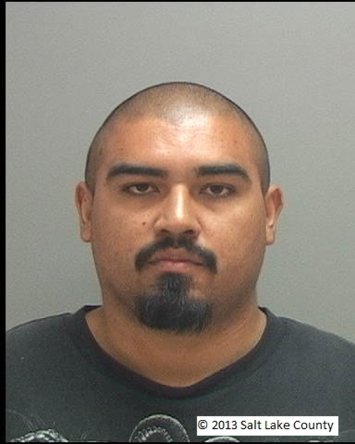 Ricardo Padilla Courtesy of Salt Lake County Jail