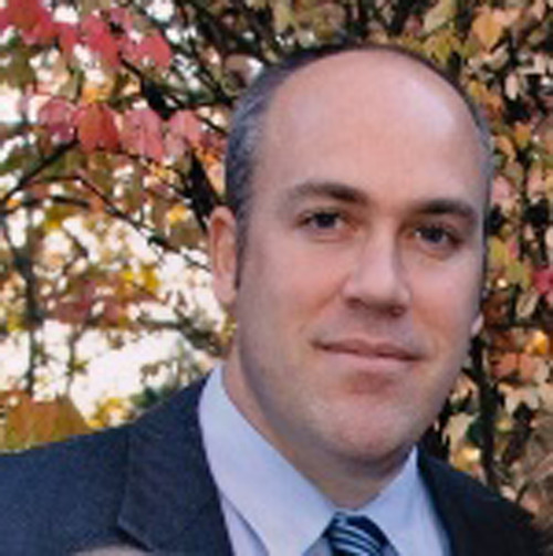 David Bokovoy, instructor and postdoctoral fellow in Mormon studies. Courtesy University of Utah.