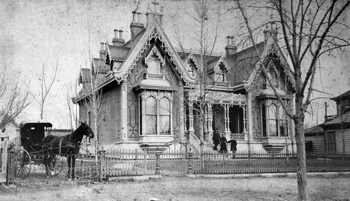 Salt Lake Tribune archive  Lookback homes and mansions in Utah at the turn of the century.