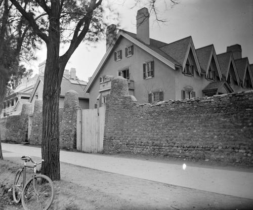 Salt Lake Tribune archive  The Lion House on S. Temple in Salt Lake City, 1860.