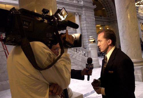Chad Bennion • Leader of Salt Lake County Republicans