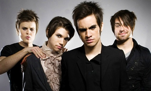 Panic! At the Disco will headline this year's X96 Big Ass Show, Aug. 24 at the Gallivan Center. (courtesy photo)