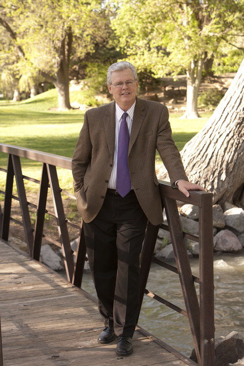 Salt Lake County Councilman David Wilde is running for Murray mayor. Courtesy image