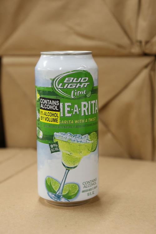 Francisco Kjolseth  |  The Salt Lake Tribune Bud Light Lime-A-Rita, which is among the best-selling liquor brands in Utah.