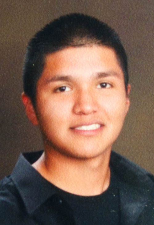 Courtesy Photo | Yazzie family Kaleb Yazzie was stabbed to death in a drunken fight at a party in Salt Lake City.