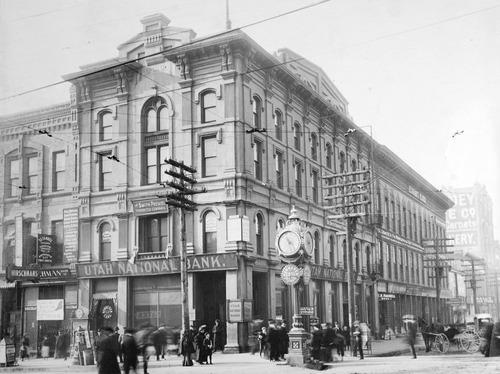 Utah National Bank in Salt Lake City