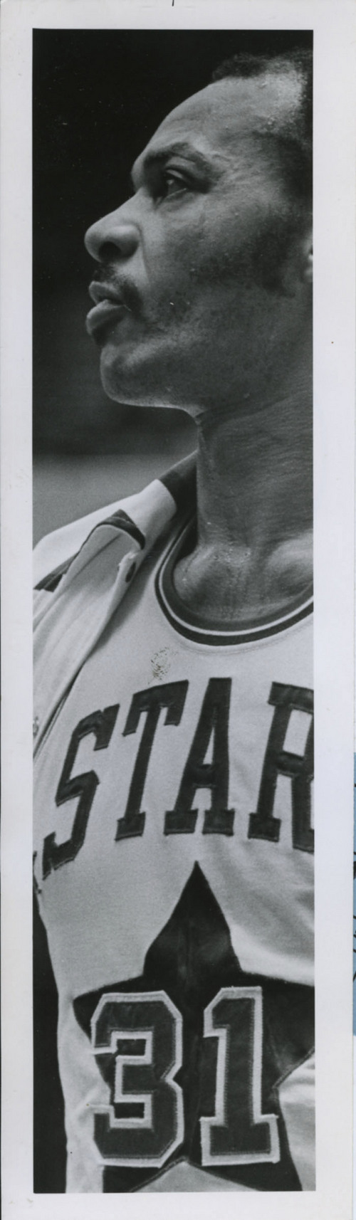 Tribune File Photo Utah Stars ABA basketball player Zelmo Beaty. Jan. 20, 1973.