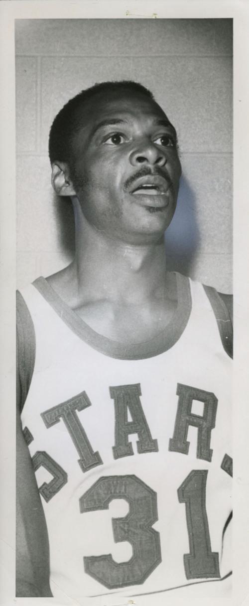 Tribune File Photo Utah Stars ABA basketball player Zelmo Beaty. Sept. 27, 1971.