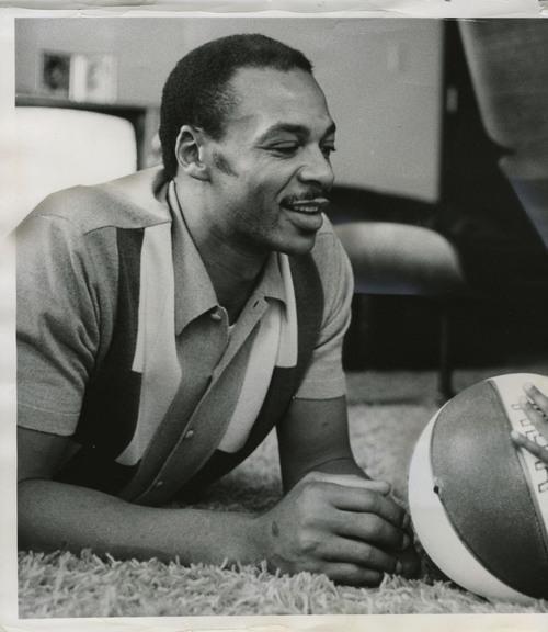 Tribune File Photo Utah Stars ABA basketball player Zelmo Beaty. Nov. 24, 1970.