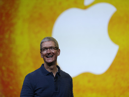 "(AP Photo/Marcio Jose Sanchez) Apple CEO Tim Cook. Apple is unveiling the latest version of its iPhone, possibly named the ""iPhone 5S,"" on Sept. 10, 2013. It's rumored that it will come in a new gold or ""champagne"" color as well as have a faster processor, better camera and possibly a fingerprint sensor for security. Apple also is poised to introduce a new low-cost version of the iPhone, possibly called the ""iPhone 5C,"" that will be similar in specifications to this year's iPhone 5 but with a cheaper plastic backing that also will come in other colors. But what about other Apple products? It's more than likely that the Cupertino, Calif., company will introduce more from its stable of products than just the next iPhone and a new low-cost phone."