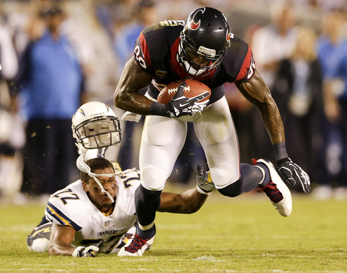Image result for texans chargers 2013