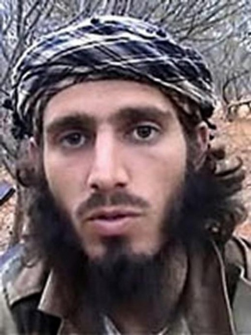 FILE - This undated file image provided by the FBI shows Omar Shafik Hammami.  A member of al-Shabab said Thursday Sept. 12, 2013 that the American jihadist Hammami was killed in an ambush in Somalia's southern Bay region.  The al-Shabab member who described Thursday's killing to The Associated Press gave his name as Sheik Abu Mohammed. The U.S. in March announced a $5 million reward for Hammami's capture.  (AP Photo/FBI)