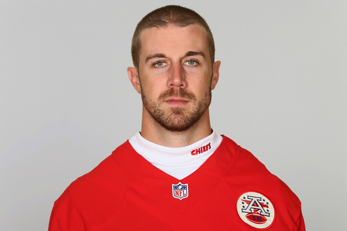 This is a 2013 photo of Alex Smith of the Kansas City Chiefs NFL football team. This image reflects the Kansas City Chiefs active roster as of Wednesday, May 22, 2013 when this image was taken. (AP Photo)
