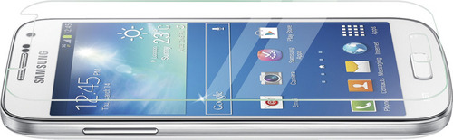ScreenGuardz screen protector for mobile electronics is made of glass instead of plastic. It is manufactured by Bluffdale-based BodyGuardz. Courtesy image