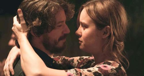 "| Courtesy Cinedigm Brie Larson (right) and John Gallagher Jr. star in the drama ""Short Term 12."""